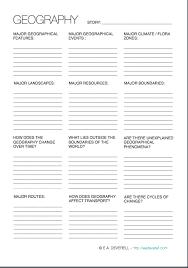worldbuilding worksheet geography writing worksheets creative