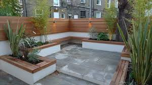 latest gardens anewgarden decking paving design streatham