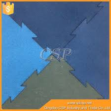 Recycled Rubber Patio Tiles by Interlocking Rubber Paver Interlocking Rubber Paver Suppliers And