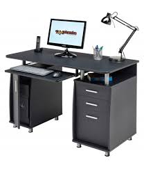Black Office Desk Glamorous 30 Black Office Desk Design Inspiration Of Modi