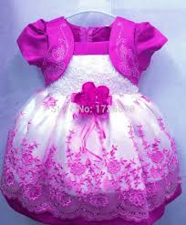 brand new girls puffy dress embroidery design dance costume