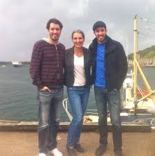 Propertybrothers A Wee Spot Of Lunch With The Property Brothers