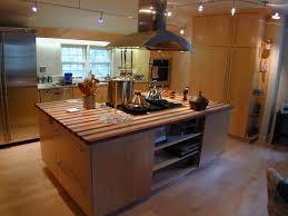 kitchen island ventilation interior design