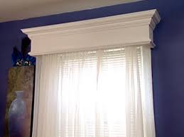 Curtain Crown Molding Fresh Curtains On Windows With Crown Molding