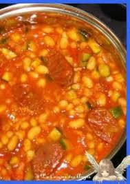 comment cuisiner des haricots blancs haricots blancs et dés de courgettes au chorizo et à la tomate