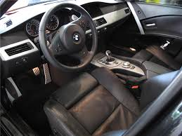 M5 Interior 2006 Bmw M5 Custom 4 Door 91292