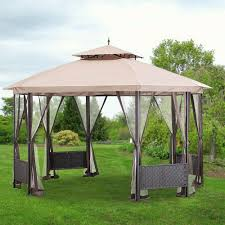 Sunjoy Tiki Gazebo by Garden Winds