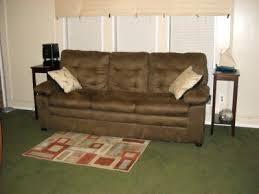 Mainstays Sofa Bed Mainstays Buchannan Microfiber Sofa Multiple Colors Walmart Com