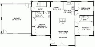 Small Ranch Style Home Plans Floor Plans For Small Ranch Style Homes Archives New Home Plans