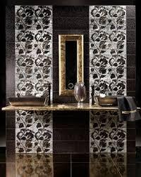 bathroom tiled walls design ideas bathroom tiles floral interior design