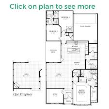 kiowa plan chesmar homes san antonio
