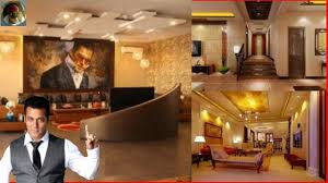 shahrukh khan home interior salman khan house in mumbai salman khan home inside