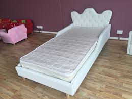 Bed Frames For Boys Bed Frame Pu Leather Boys Children Baby