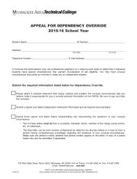 appeal letter sample fill print u0026 download online resume