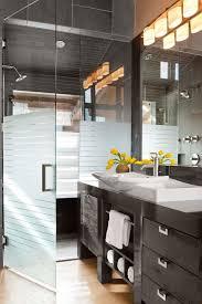san francisco glass shower door bathroom industrial with unique