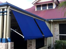 System Awnings Sunesta And Sunbusta Awnings With Drop Arm System