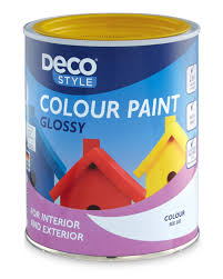 gloss paint 1l aldi uk