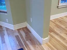 baseboard baseboard molding options wood styles floor base solid