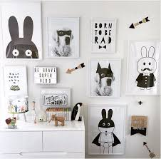 frameless picture hanging new batman bunny posters frameless hanging print painting for kids