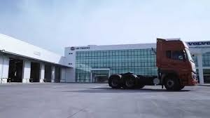volvo commercial truck dealer volvo headquaters and bangna dealers thailand 2014 youtube