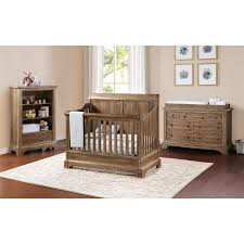 Convertible Nursery Furniture Sets by Furniture Rustic Nursery Furniture Gray Convertible Crib
