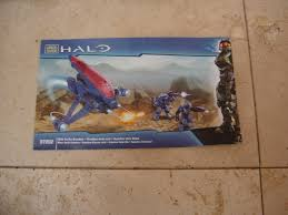 mega bloks halo blue series banshee 97202 instructions manual