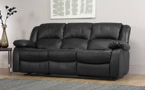 Leather Recliner Sofa 3 2 3 Seater Recliner Sofa Home And Textiles