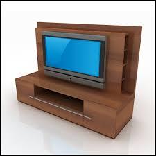 Tv Wall Unit by Modern Tv Wall Unit 3d Max