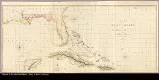 Map Of University Of Florida by Map Of Florida And The Caribbean Islands Jcb Map Collection