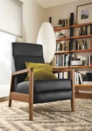 Westport Chair Westport Leather Recliner Modern Recliners U0026 Lounge Chairs
