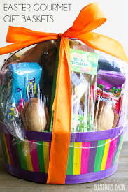 Thinking Of You Gift Baskets Easter Gift Gourmet Gift Baskets Bread Booze Bacon