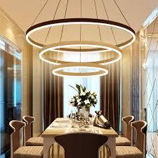livingroom restaurant new top modern led pendant chandelier lights for dinning room