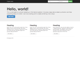 product layout bootstrap exles bootstrap