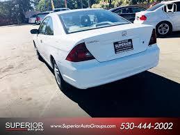 honda civic 2001 coupe 2001 honda civic lx 2dr coupe in yuba city ca superior auto