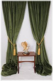 Deep Red Velvet Curtains Velvet Curtain Of Culture Distinctive Ancoti Com