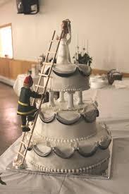 firefighter wedding cakes firefighter wedding cakes idea in 2017 wedding