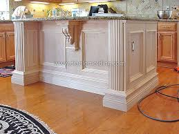 kitchen island molding diablo molding and trim company kitchen islands