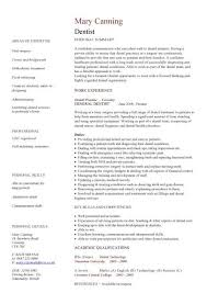 bunch ideas of dentist resume sample on example huanyii com