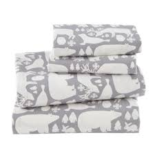 grey flannel queen sheets the land of nod