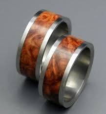 Wood Wedding Rings by Wedding Rings Titanium Rings Wood Rings Men U0027s Ring