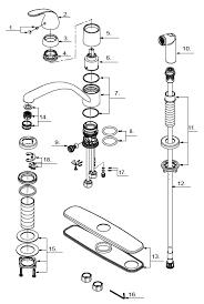 8 kitchen faucet single handle 8 kitchen faucet bl 100c