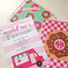 preppy donut birthday party nico and lala