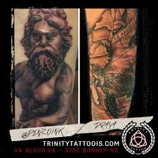 trinity tattoo co tattoo u0026 piercing shop virginia beach