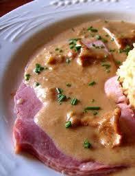 madere cuisine jambon sauce madère recettes cuisine française