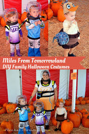 Family Halloween Costumes Ideas by 33 Best Miles From Tomorrowland Family Costumes Halloween 2015