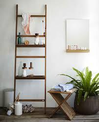 bathroom bathroom ladder shelf wall storage shelves target