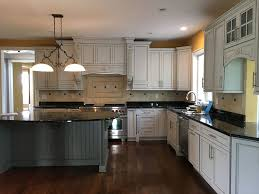 Painting Kitchen Cabinets Before Amp by Painted Kitchen Cabinets Project Gallery By Grande Finale Designs