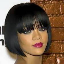 to medium bob hairstyles for black women