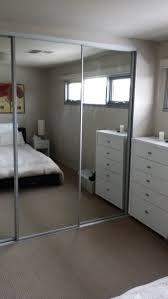 White Wardrobe Closet Bedroom Furniture Full Mirrored Wardrobe White Mirrored Wardrobe