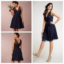 short bridesmaid dresses navy blue plus size bridesmaids dress